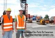 CONSTRUCTION OF KRIBI SEA PORT CAMEROON