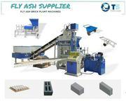 High Standard Fly Ash Supplier – Tradesate Overseas Pvt Ltd