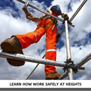 Learn How Work Safely at Heights